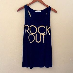 Maurice's Rock Out Tank